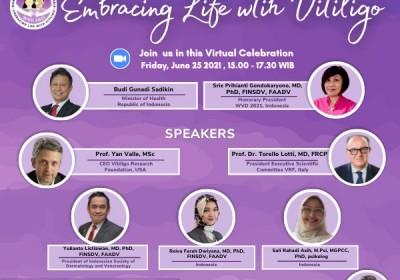 11th Annual World Vitiligo Day 2021 Celebration