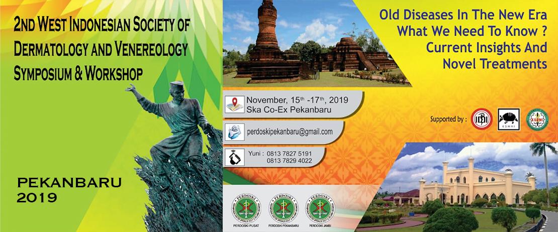 2nd West INSDV Symposium & Workshop - Pekanbaru 2019
