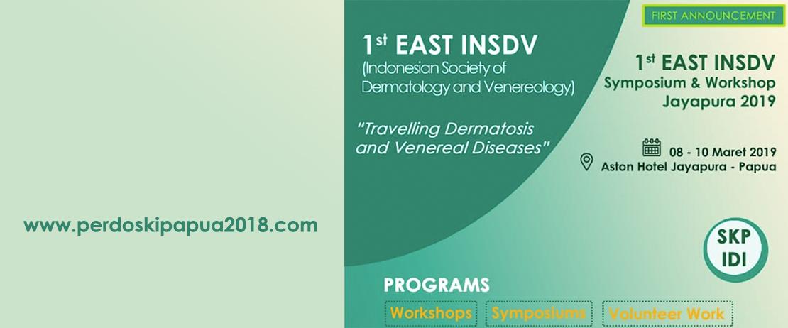 1st East INSDV Symposium & Workshop - Jayapura 2019